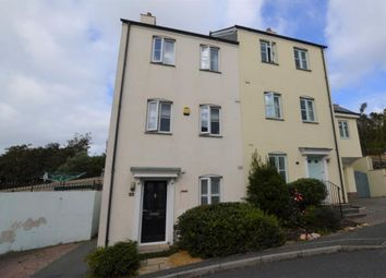 3 bed terraced house for sale in Kingfisher Way, Plymouth, Devon PL9