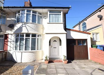Thumbnail 3 bed semi-detached house for sale in Elmar Road, Aigburth, Liverpool