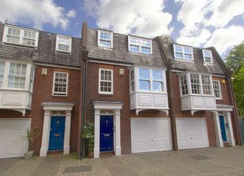 Thumbnail 5 bed town house to rent in Goldcrest Mews, Montpelier Road, London