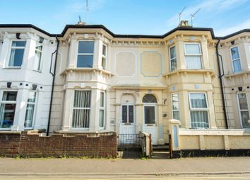 Thumbnail 4 bed terraced house for sale in Nelson Road, Gorleston, Great Yarmouth