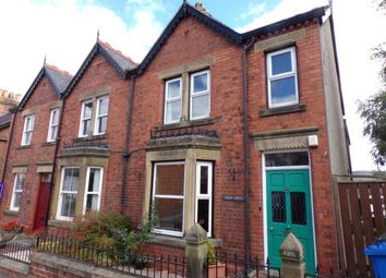 Thumbnail 3 bed end terrace house for sale in Market Street, Ruthin, Denbighshire