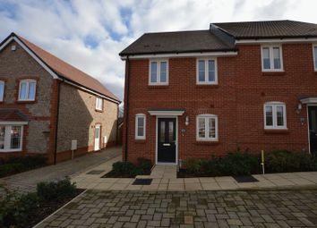Thumbnail 2 bedroom semi-detached house to rent in Mansfield Business Park, Lymington Bottom Road, Medstead, Alton