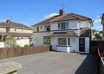 Thumbnail 3 bed semi-detached house for sale in Newburn Crescent, Swindon