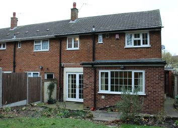 Thumbnail 2 bed end terrace house to rent in St Martins Close, Parkfields, Wolverhampton