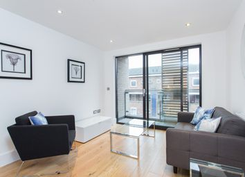 Thumbnail 1 bed flat to rent in Parkside, Riemann Court, Bow