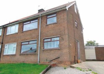 Thumbnail 2 bed semi-detached house for sale in Keats Drive, Dinnington, Sheffield
