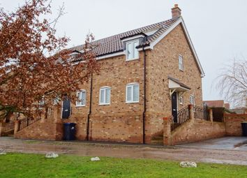 Thumbnail 2 bed semi-detached house to rent in Angle Common, Soham, Ely