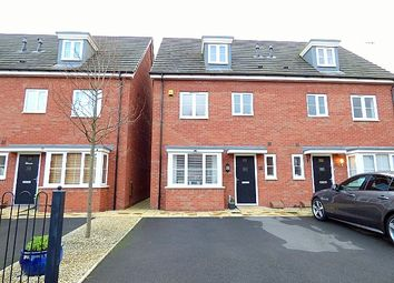 Thumbnail 4 bed semi-detached house for sale in Fairey Street, Cofton Hackett