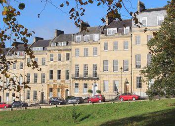 Marlborough Buildings, Bath BA1. 4 bed flat for sale