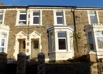Thumbnail 3 bed terraced house for sale in Queen Street, Abertillery