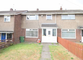 3 bed terraced house for sale in Wiston Path, Fairwater, Cwmbran NP44