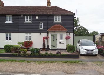 Thumbnail 3 bed semi-detached house for sale in Stifford Clays Road, Orsett, Grays