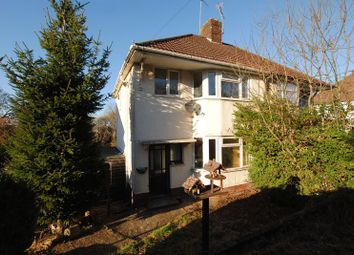 Thumbnail 3 bedroom semi-detached house for sale in Braeside Road, Southampton