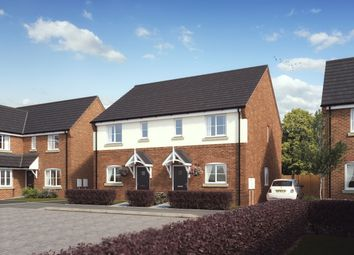 Thumbnail 3 bed detached house for sale in Appleton, Newfield Rise, New Street, Measham