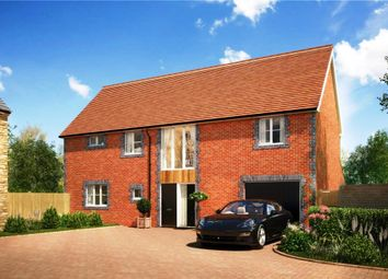Thumbnail 5 bed detached house for sale in Flavian Close, Chesterton, Bicester