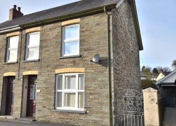 Thumbnail 3 bed semi-detached house for sale in Drefach Felindre, Llandysul, Carmarthenshire, 5Ug