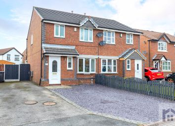 Thumbnail 3 bed semi-detached house for sale in Paddock Avenue, Leyland
