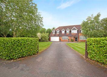 Thumbnail 5 bed detached house for sale in Bulstrode Way, Gerrards Cross, Buckinghamshire