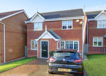 Thumbnail 3 bed detached house for sale in Elmfield, Hetton-Le-Hole, Houghton Le Spring