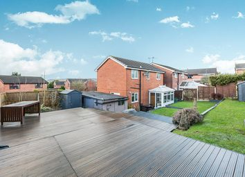 Thumbnail 3 bed detached house for sale in Stainburn Close, Shevington, Wigan