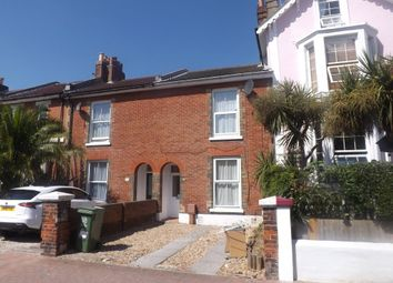 Thumbnail 4 bed terraced house to rent in Duncan Road, Southsea