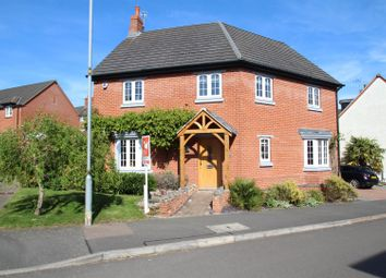 4 bed detached house for sale in Long Close, Anstey, Leicester LE7