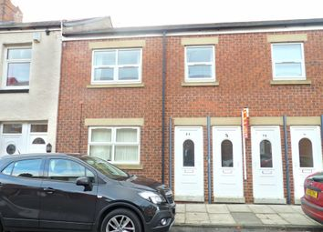 Thumbnail 3 bed flat to rent in Vine Street, South Shields