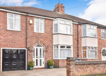 Thumbnail 4 bedroom semi-detached house for sale in Malvern Avenue, Boroughbridge Road, York