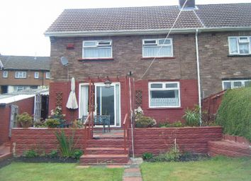 Thumbnail 3 bed semi-detached house to rent in Danycoed, Ystrad, Rhondda Cynon Taff.