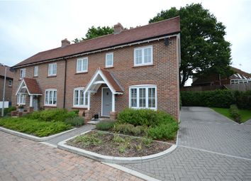 Thumbnail 3 bed semi-detached house for sale in Morshead Drive, Binfield, Bracknell