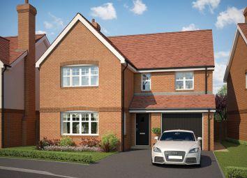 Thumbnail 4 bedroom detached house for sale in Ringwood Road, Ferndown