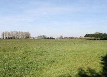 Thumbnail Land for sale in Station Road North, Walpole Cross Keys, King's Lynn