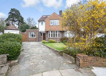Thumbnail 4 bed semi-detached house for sale in Packmores Road, Eltham Heights, London