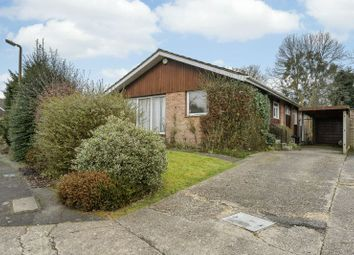 Thumbnail 5 bed bungalow for sale in Curzon Place, Pinner, Middlesex