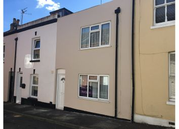 Thumbnail 2 bedroom terraced house for sale in Alexandra Road, Ramsgate