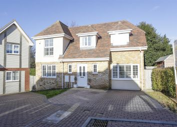 Thumbnail 3 bed detached house for sale in Diamond Close, Eythorne, Dover