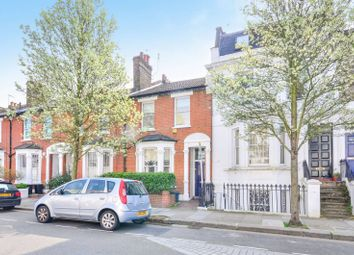 Thumbnail 2 bed terraced house to rent in Anselm Road, Fulham Broadway