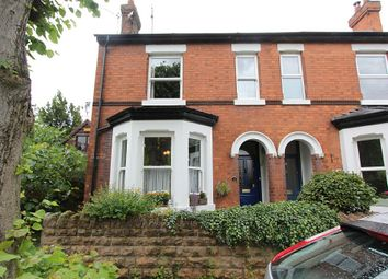 Thumbnail 3 bed semi-detached house for sale in Holme Grove, West Bridgford, Nottinghamshire