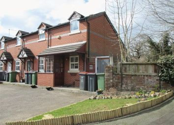 Thumbnail 1 bed terraced house to rent in Meadow Brook Close, Madeley, Telford