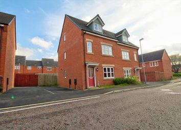 Thumbnail 4 bed semi-detached house for sale in Corden Avenue, Darwen
