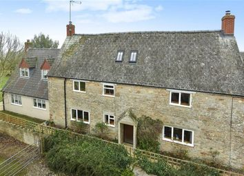 Thumbnail 4 bed country house for sale in Church Row, Hinton Parva, Wiltshire