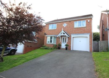 Thumbnail 4 bed detached house for sale in Kilverston Road, Sandiacre, Nottingham