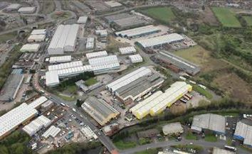 Thumbnail Commercial property for sale in Grazebrook Park, Peartree Lane, Dudley