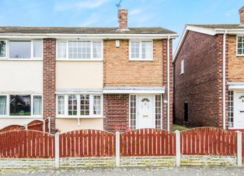 Thumbnail 3 bed semi-detached house for sale in Laburnum Court, Castleford
