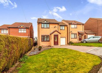 Thumbnail 4 bedroom detached house for sale in Windsor Drive, Mexborough
