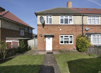 Thumbnail 3 bed end terrace house for sale in Sibthorpe Road, London