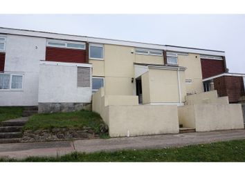 Thumbnail 3 bedroom terraced house for sale in Dunnet Road, Plymouth