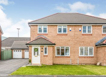 Thumbnail 3 bed semi-detached house for sale in Heol Ty Aberaman, Aberaman, Aberdare