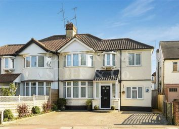 Thumbnail 5 bed semi-detached house for sale in Kendal Road, Dollis Hill