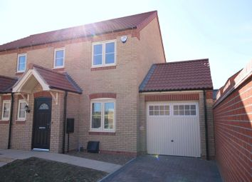 3 bed semi-detached house to rent in Harpers Road, Lincoln LN2